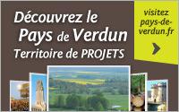 Petite bannière lien vers le site du Pays de Verdun