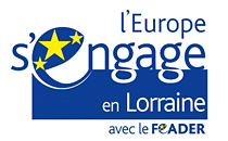 Logo Leader L'Europe s'engage